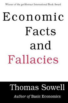 Download Economic Facts and Fallacies 2nd edition ebook free by Thomas Sowell in pdf/epub/mobi