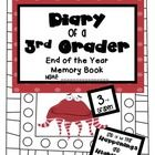 End of the Year Memory Books! 1st-6th grades