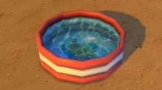 "necrodogmtsands4s: "" Functional Toddler pool. Finished. Hello. I have finished this pool. Its for toddlers only, It has custom animations. Toddlers will gain fun, and thinking skill. Its located..."