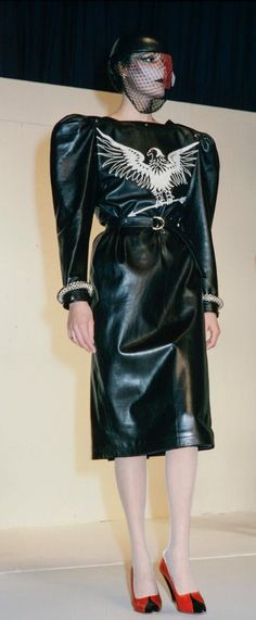 Claude Montana  Autumn-Winter 1979-80