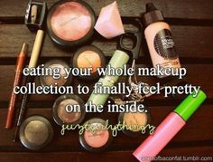 These Just Girly Things Parodies are twisted. But I laughed.