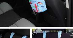 Lixo de carro | Tyg/sömnad | Pinterest | Free Pattern, Baskets and Cars
