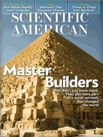 Sommaire : https://www.scientificamerican.com/magazine/sa/2015/11-01/