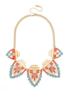 Machu Picchu Collar necklace