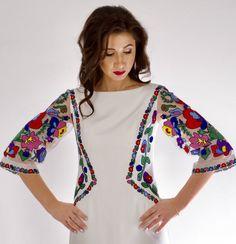Дизайнерська сукня вишита, дизайнерська вишиванка, vishivanka, vyshyvanka, embroidered dress, designers dresses, Polonets