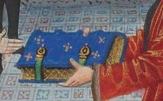 Regnault de Montauban, rédaction en prose. Regnault de Montauban, tome 1er  Date d'édition :  1451-1500  Ms-5072 réserve   Folio 4r