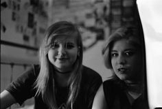Paula and Klaudia