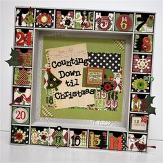 Created using the December kit from My Scrapbook Nook which features the fabulous Mistletoe Collection from Making Memories. The Night Before Christmas, Christmas Countdown, Christmas Love, All Things Christmas, Christmas Holidays, Christmas Paper, Happy Holidays, Christmas Ideas, Merry Christmas