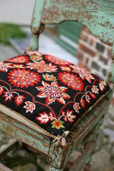 norwegian stitching