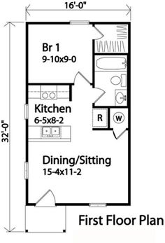 granny pods Backyard Cottage 2 Bedrooms granny pods Backyard Cottage Guest Houses Grandma pods Layout grannypods What is a Grandma Apartment 12 Fabulous Small House Floor Plans, Cottage Floor Plans, Cabin Floor Plans, Family House Plans, Cottage Plan, Cottage House, One Bedroom House Plans, Shed House Plans, Tiny House Cabin