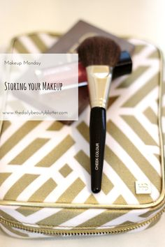 The BEST Post on Storing Your Makeup!