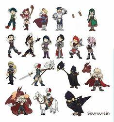 Boku no hero académia / midoriya izuku / Bakugou Katsuki / Todoroki Shouto / Uraraka Ochako / Yaoyorozu Momo / Ashido Mina / Kaminari Denki / Asui Tsuyu / Kirishima Eijirou / Jirou Kyoka / Hagakure / Oijiro / Iida Tenya / Tokoyami / Aoyama / Sería Hanta Boku No Hero Academia, My Hero Academia Tsuyu, My Hero Academia Memes, Hero Academia Characters, My Hero Academia Manga, Anime Characters, My Guy, Anime Love, Anime Manga
