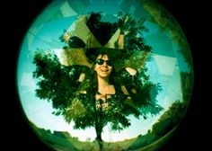 Wide Angle Photography Tips: A Kaleidoscope Makes Your Fisheye Crazy - Lomography