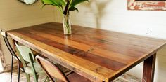 Fine Rustic Dining Table