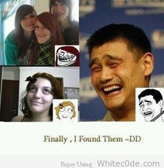 Funny Pic Of The Day: The Real Life Troll Faces