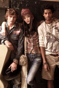 Denim & Supply Ralph Lauren 2012 Fall/Winter Lookbook