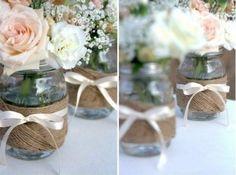 decorazione bottiglie vetro - Cerca con Google