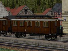 KPEV Personenwagen 3. Klasse, Gattung - Ci pr91