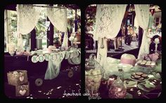 #christening #ship #candy bar #candy table #decoration #lace and pearls