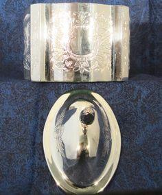 Godinger Vintage Jewelry Box This by NowAndThenConnection on Etsy