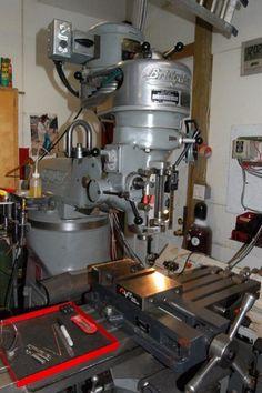 My Home Machine Shop Garage Gallery