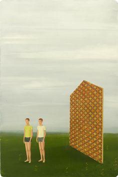 Paintings : Marie Rosen
