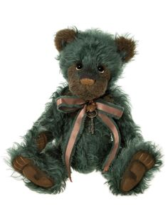Jitterbug no 115 Charlie Bears Isabelle Lee Collection Mohair Bear