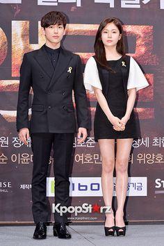 MBC Drama 'Triangle' Press Conference - April 30, 2014 [PHOTOS] http://www.kpopstarz.com/tags/jyj