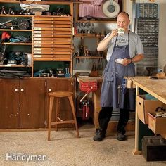 Looking for ways to work smarter in your woodshop? Family Handyman Editor in Chief Ken Collier has seen tips come and go over the decades. Here are 19 ti