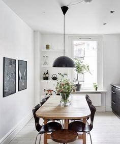 dining | swedish apartment