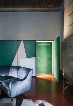 This is how Prada's retail architect lives. Roberto Baciocchi's Eclectic Home-EclecticTrends