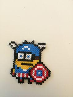 Fatto con hama beads