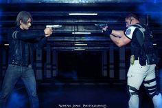 Leon and Chris