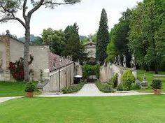 "Grounds of Villa Capra (""La Rotonda"")."