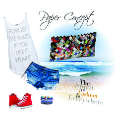 Summer outfit by Paper Concept