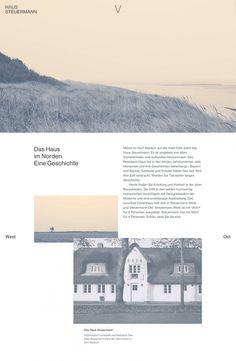 Steuermann fjord house cottage minimal webdesign responsive website webdesign minimal mindsparklemag www.midsparklemag.com in Websites We Love