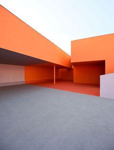 Образовательный комплекс «Симоне Вейль» в Коломбе, Франция