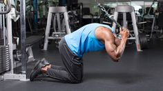 4 Cable-Crunch Blunders