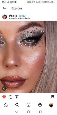 Kiss Makeup, Makeup Art, Best Makeup Products, Makeup Looks, Awesome Makeup, Make Up, Create, Makeup, Amazing Makeup