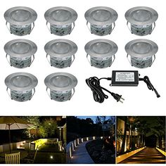 Low Voltage LED Deck Lighting Kit Stainless Steel Waterpr... https://www.amazon.com/dp/B015J2HMDQ/ref=cm_sw_r_pi_dp_x_LM42xb0P6YW23