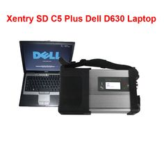 Xentry Connect C5 V2015.12 WiFi Diagnostic Tool with Dell D630 Laptop Software Pre-installed and Activated Directly to Use