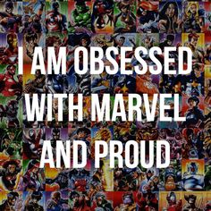 Image result for im marvel and im an