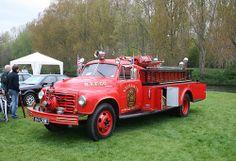 Studebaker Buffalo Fire Engine