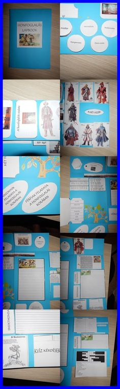 Honfoglalás 11 Teaching History, Interactive Notebooks, Grammar, Montessori, Homeschool, Education, Learning, Hungary, Children