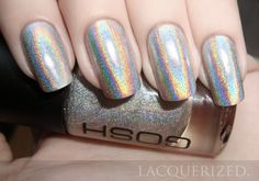 Gosh Holographic Nail Polish #nail #art