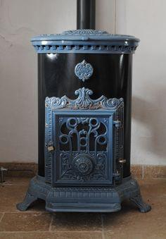 Godin wood stove