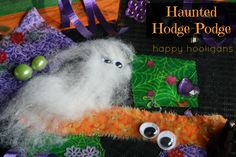 haunted hodge-podge - happy hooligans