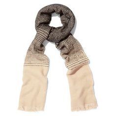 Phase Eight Black And Caramel Aletta Ombre Herringbone Scarf Phase Eight, Debenhams, Leg Warmers, Herringbone, Christmas Ideas, Dads, Coat, Black, Fashion