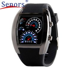 $2.92 (Buy here: https://alitems.com/g/1e8d114494ebda23ff8b16525dc3e8/?i=5&ulp=https%3A%2F%2Fwww.aliexpress.com%2Fitem%2FEssential-Fashion-Aviation-Turbo-Dial-Flash-LED-Watch-Gift-Mens-Lady-Sports-Car-Meter-Stainless-steel%2F32391476484.html ) Essential 2016 Fashion Aviation Turbo Dial Flash LED Watch Gift Mens Lady Sports Car Meter Stainless steel Dress Wristwatches for just $2.92