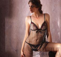 """Jolidon """"Clandestine"""", F/S 2010 - Dessous - http://de.dentell.es/fashion/lingerie-12/l/jolidon-1711"""
